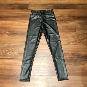 Urban Outfitters faux leather legging